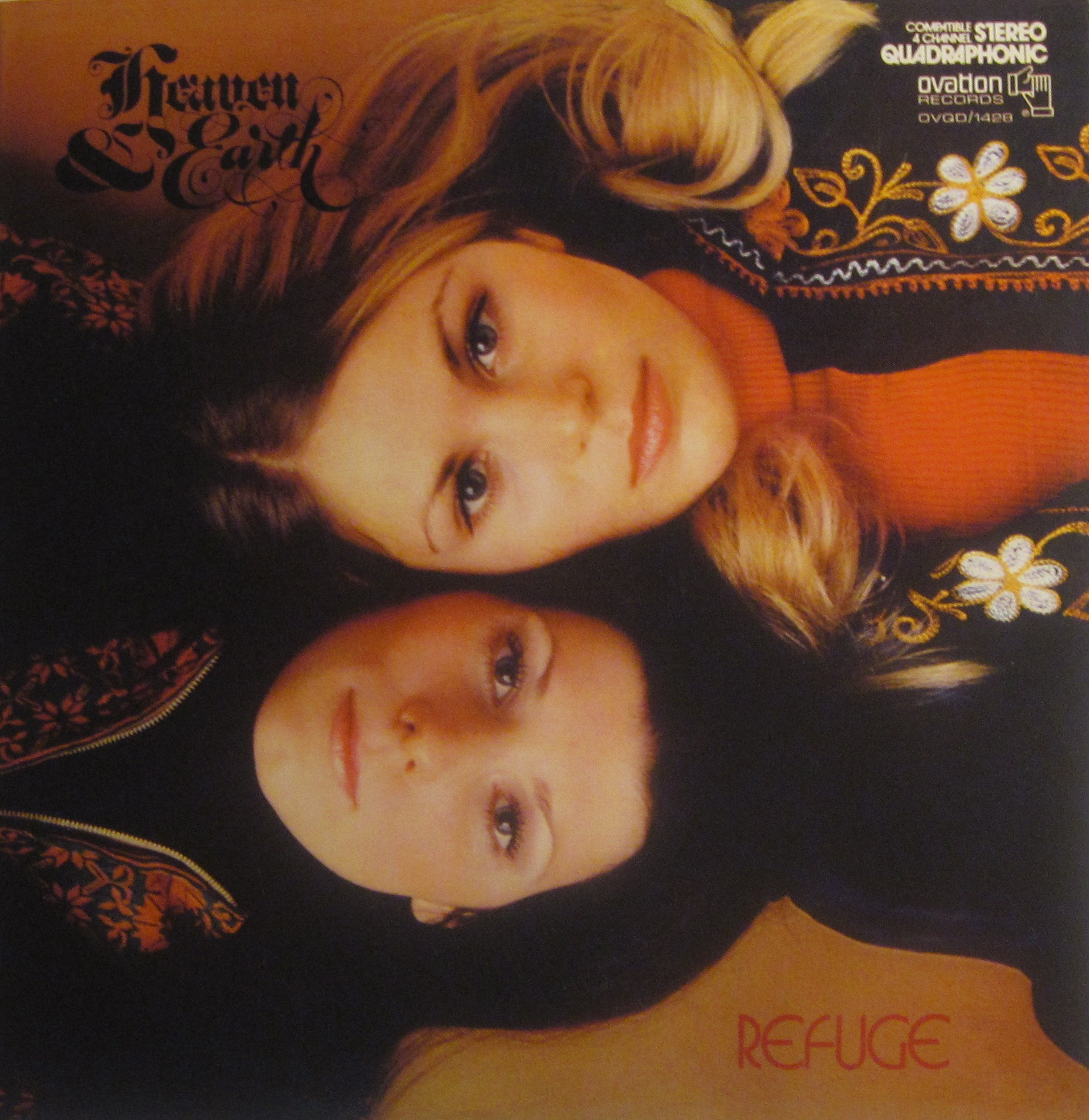 Heaven And Earth CD Cover
